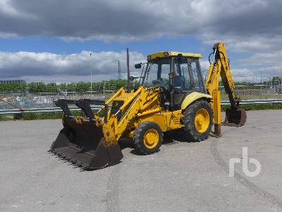 JCB 3CX-4 4x4 Loader Backhoe