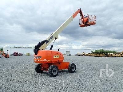 2015 JLG 660SJ 4x4 Boom Lift