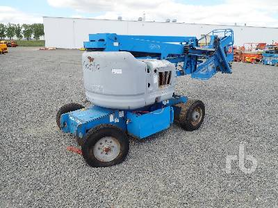 1999 GENIE Z45/25J 4x2 Electric Articulated Boom Lift Parts/Stationary Construction-Other
