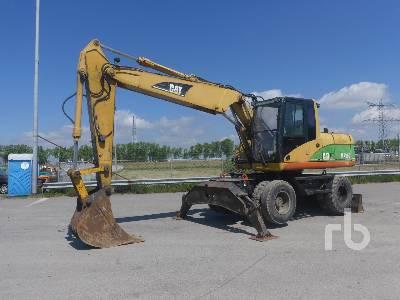 2005 CATERPILLAR M316C Mobile Excavator