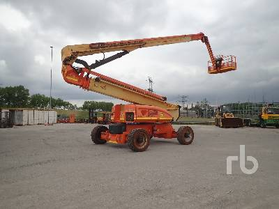 2011 JLG 1250AJP 4x4x4 Articulated Boom Lift
