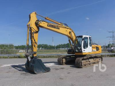 2010 LIEBHERR R916 LC Litronic Hydraulic Excavator