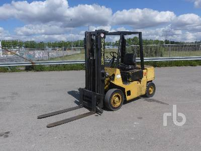 HYSTER H250XL Forklift