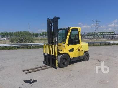 2002 HYSTER H4.50XM Diesel Forklift