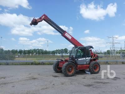 2004 MANITOU MLT845 4x4x4 Telescopic Forklift