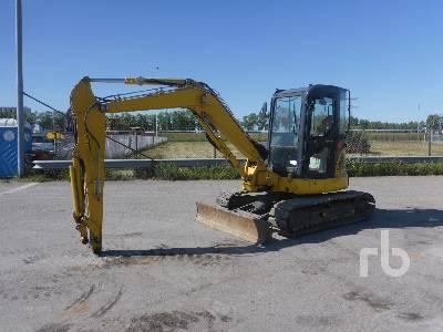 2017 KOMATSU PC55MR-3 Midi Excavator (5 - 9.9 Tons)