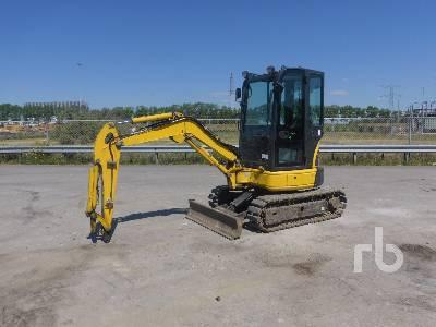 2016 KOMATSU PC26MR-3 Mini Excavator (1 - 4.9 Tons)