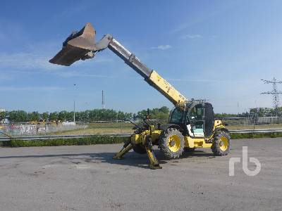 2007 NEW HOLLAND LM1445 Telescopic Forklift