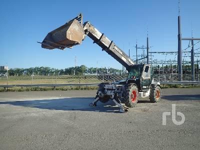 2007 BOBCAT T40140 Telescopic Forklift