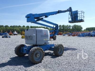 2007 GENIE Z51/30JRT 4x4 Articulated Boom Lift