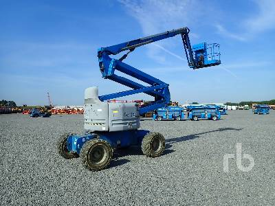 2006 GENIE Z60/34 4x4 Articulated Boom Lift