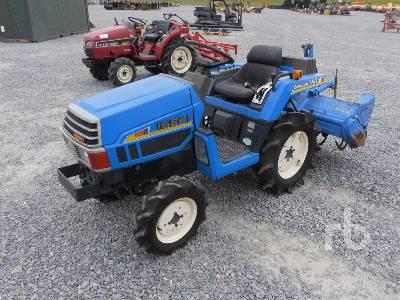 ISEKI TU14F 4WD Utility Tractor
