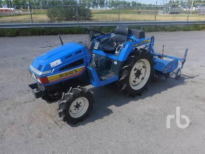 ISEKI TU175 4WD Utility Tractor