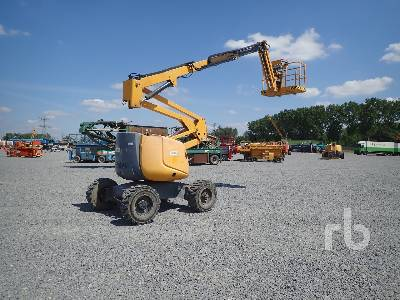 2012 HAULOTTE HA18SPX 4x4 Articulated Boom Lift
