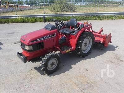 HONDA TX18 4WD Utility Tractor