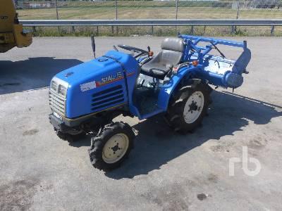 ISEKI SIAL-5 4WD Utility Tractor