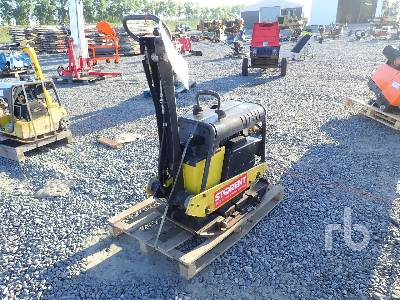 2007 BOMAG 40/45 Plate Compactor