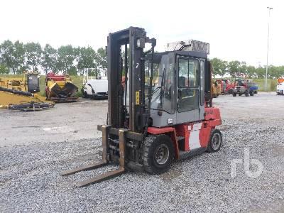2001 KALMAR DCD55-6H Forklift Parts/Stationary Trucks - Other