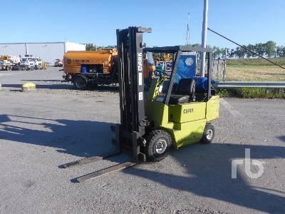 1992 CLARK GPM17 Forklift