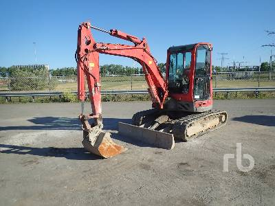 2011 YANMAR VIO50-U Midi Excavator (5 - 9.9 Tons)