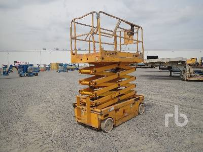 2007 HAULOTTE COMPACT 12 Electric Scissorlift