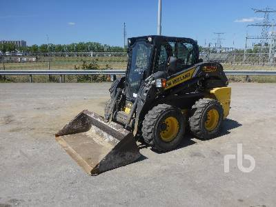 2013 NEW HOLLAND L218 Skid Steer Loader