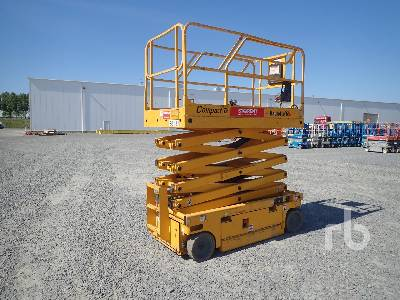 2012 HAULOTTE COMPACT 12 Electric Scissorlift