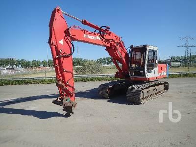 FIAT-HITACHI FH150T Hydraulic Excavator