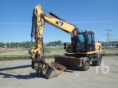 2011 CATERPILLAR M316D Mobile Excavator
