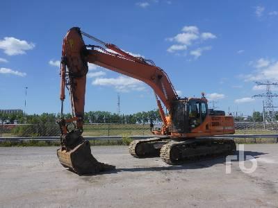 2012 DOOSAN DX300 LC 3 Hydraulic Excavator
