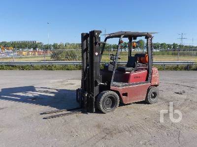 HERCU TH25 Forklift