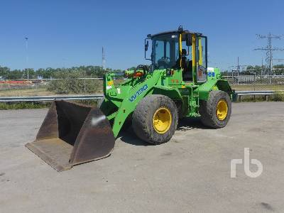 2005 FIAT-HITACHI W130 Wheel Loader