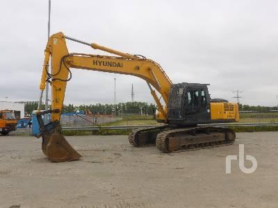 HYUNDAI ROBEX 290NLC-7A Hydraulic Excavator