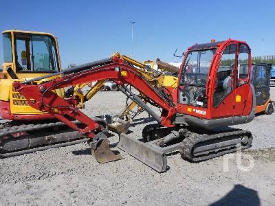 2007 NEUSON 3503RD Mini Excavator Parts/Stationary Construction-Other