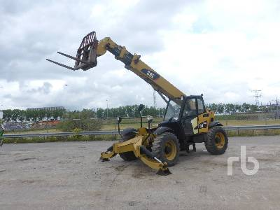 2007 CATERPILLAR TH360B Telescopic Forklift