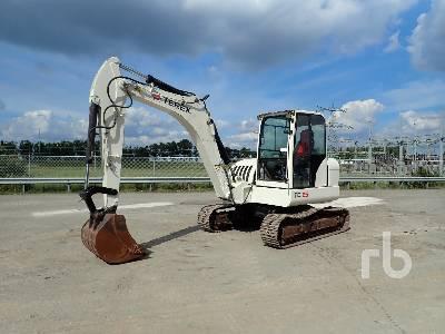 2011 TEREX TC85 Midi Excavator (5 - 9.9 Tons)