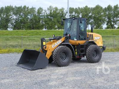 Unused 2018 CASE 521F Wheel Loader