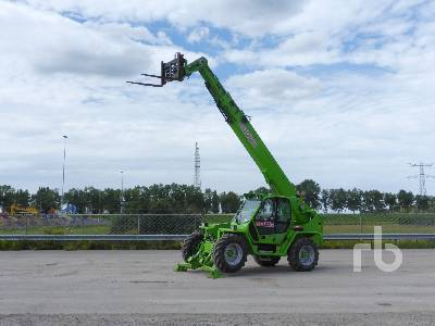 2015 MERLO P40.17PLUS 4x4x4 Telescopic Forklift