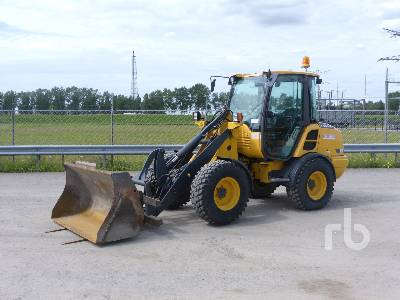 2011 VOLVO L25F-P Wheel Loader