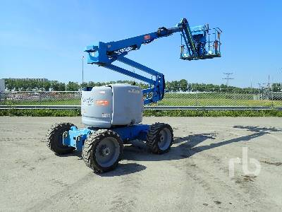 2004 GENIE Z45/25IC 4x4 Articulated Boom Lift