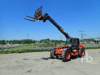 2007 BOBCAT T3571L 4x4x4 Telescopic Forklift