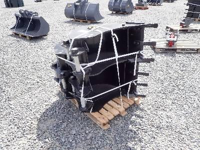 Unused STRICKLAND Qty Of 3 Loader Backhoe Bucket