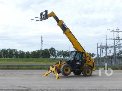 2014 JCB 540-170 4x4x4 Telescopic Forklift