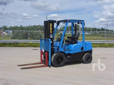 2018 HYSTER H3.0XT Forklift