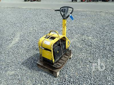 2007 BOMAG BPR35/60D Plate Compactor