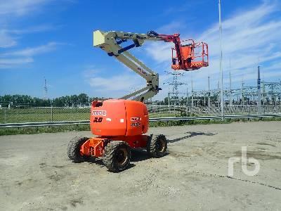 2008 JLG 450AJ 4x4 Articulated Boom Lift