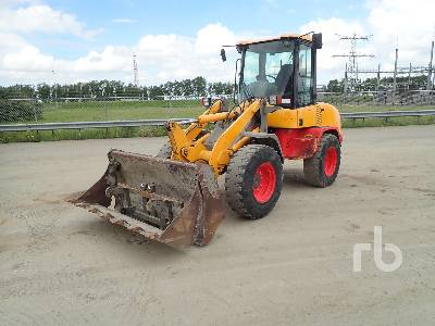 2008 VOLVO L30B-Z/X Wheel Loader