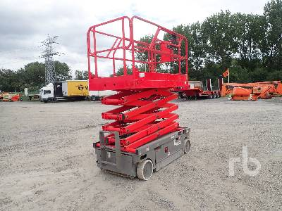 2006 HAULOTTE COMPACT 12 Electric Scissorlift