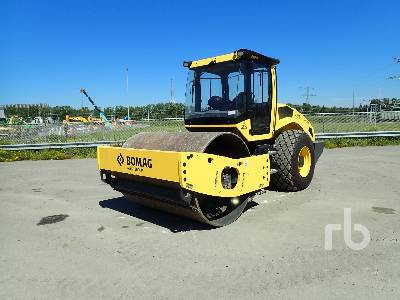 Unused 2018 BOMAG BW213D-5 Vibratory Roller