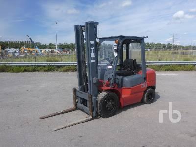2012 HELI CPCD30 Forklift